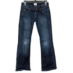 3/$30 Hudson Jeans Signature Bootcut Blue 25 AT